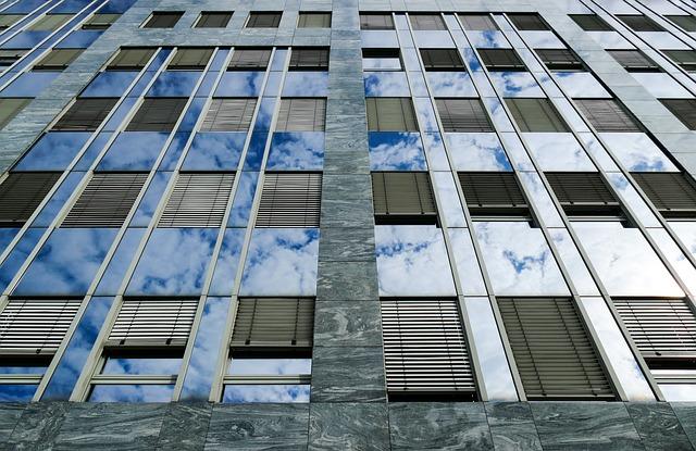 budova v Norimberku