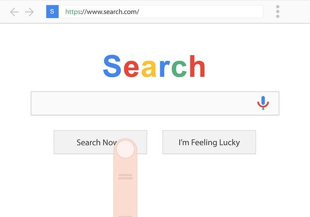 polohování webu