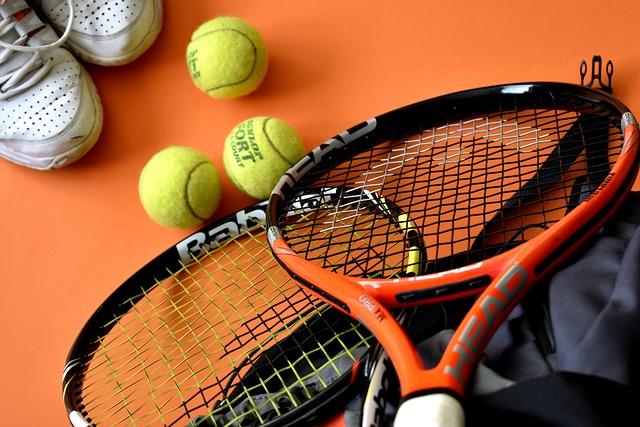 rakety na tenis