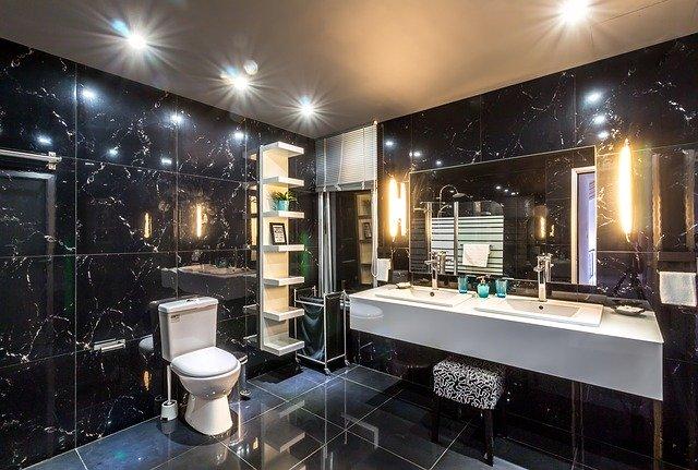luxusní hotelové prostředí